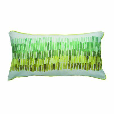 Joelle cotton printed cushion
