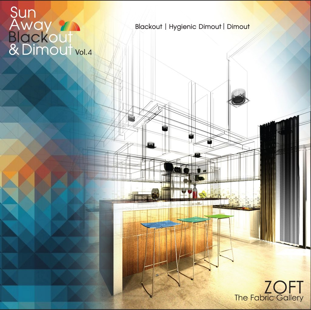 คอลเลคชั่นผ้าม่าน ZOFT - ผ้าม่าน Sunaway Blackout and Dimout