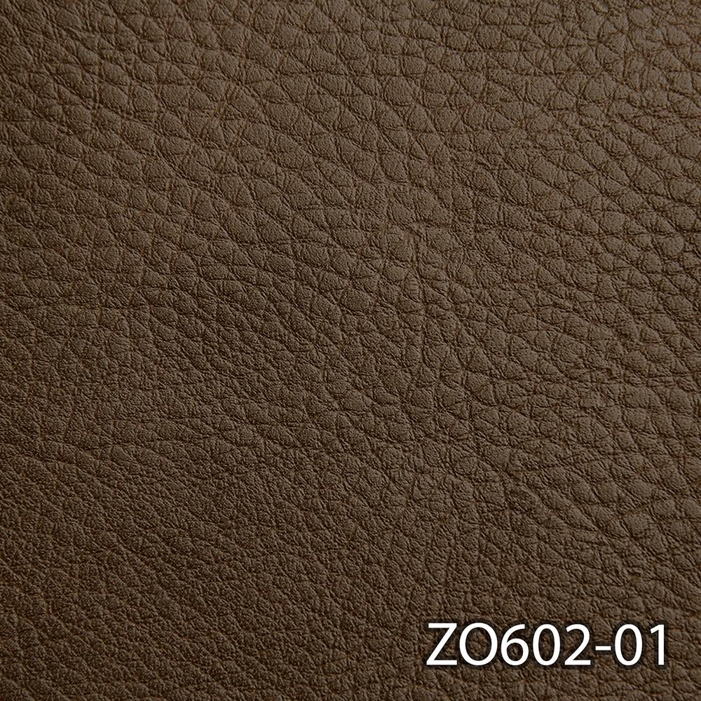ผ้าบุเฟอร์นิเจอร์หนังสังเคราะห์ ZOFT - Acantara Collection - ZO602-01