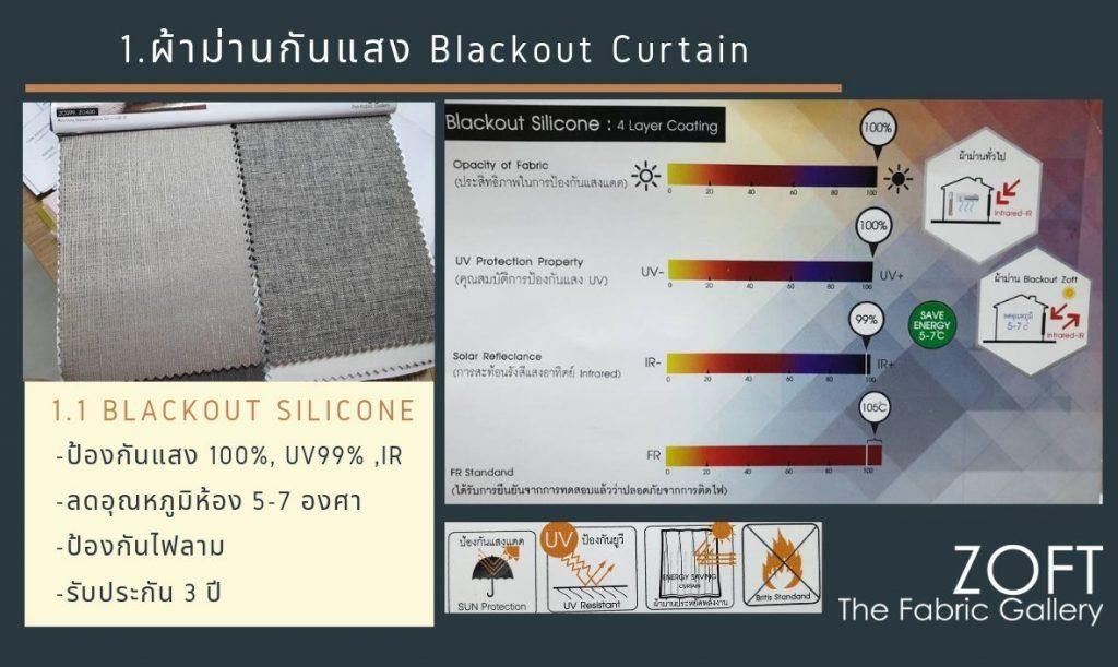 ผ้าม่านกันแสง Blackout Curtain-01