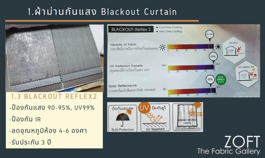 ผ้าม่านกันแสง Blackout Curtain-03