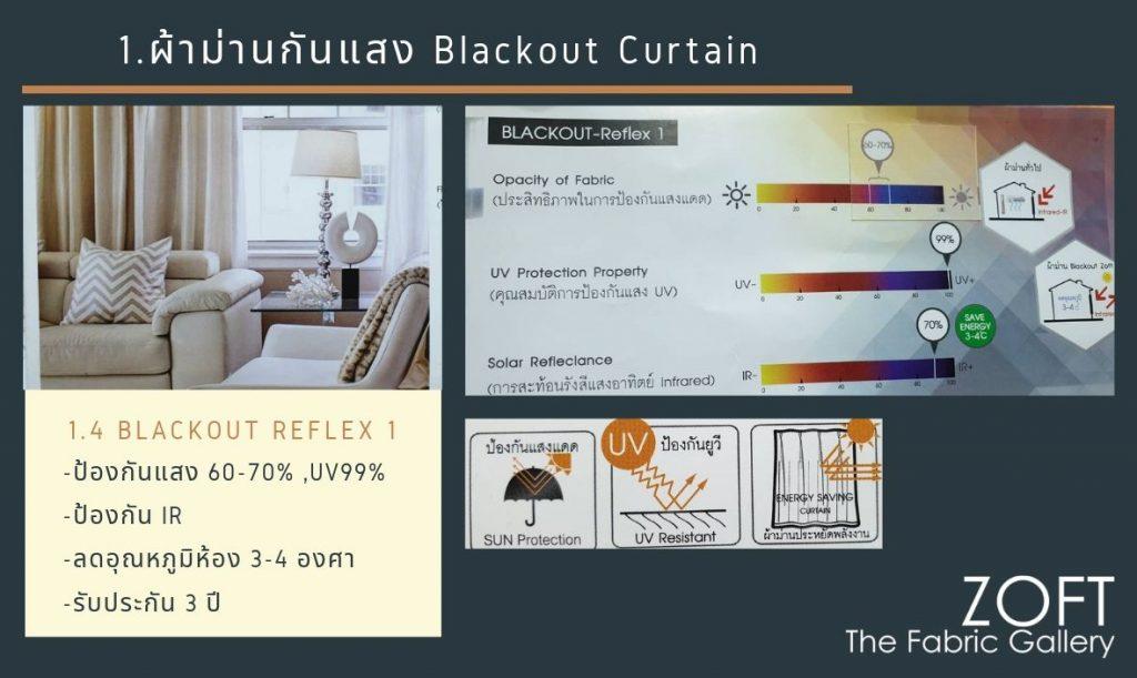 ผ้าม่านกันแสง Blackout Curtain-04