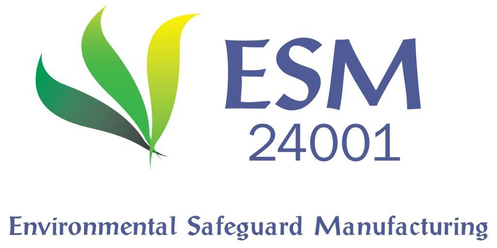 มาตรฐานการผลิตสากล-esm24001