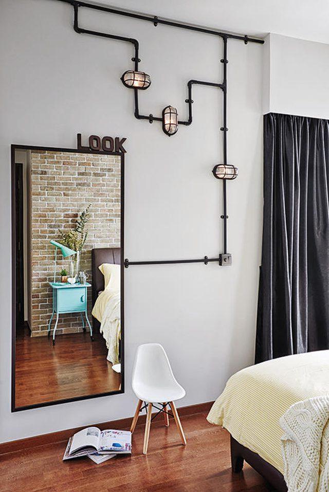 9-industrial-loft-bedrooms-ideas - 07