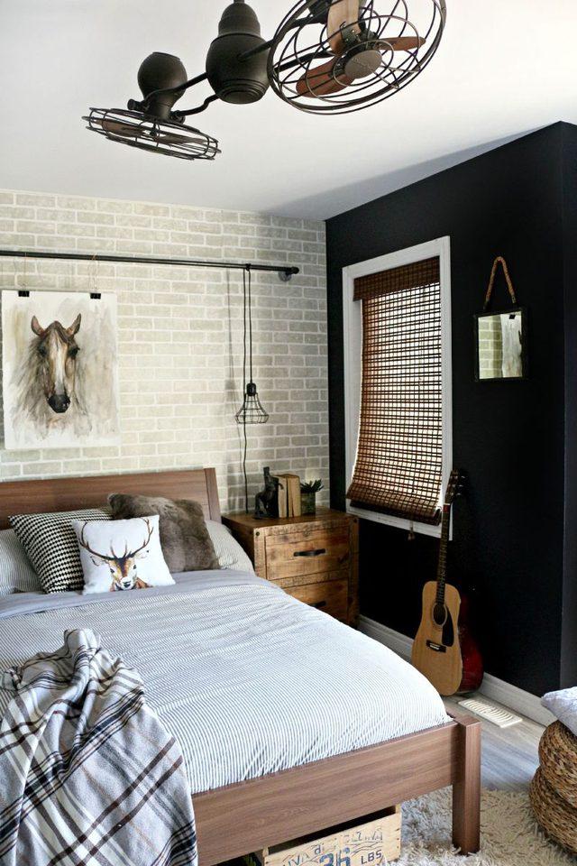 9-industrial-loft-bedrooms-ideas - 09