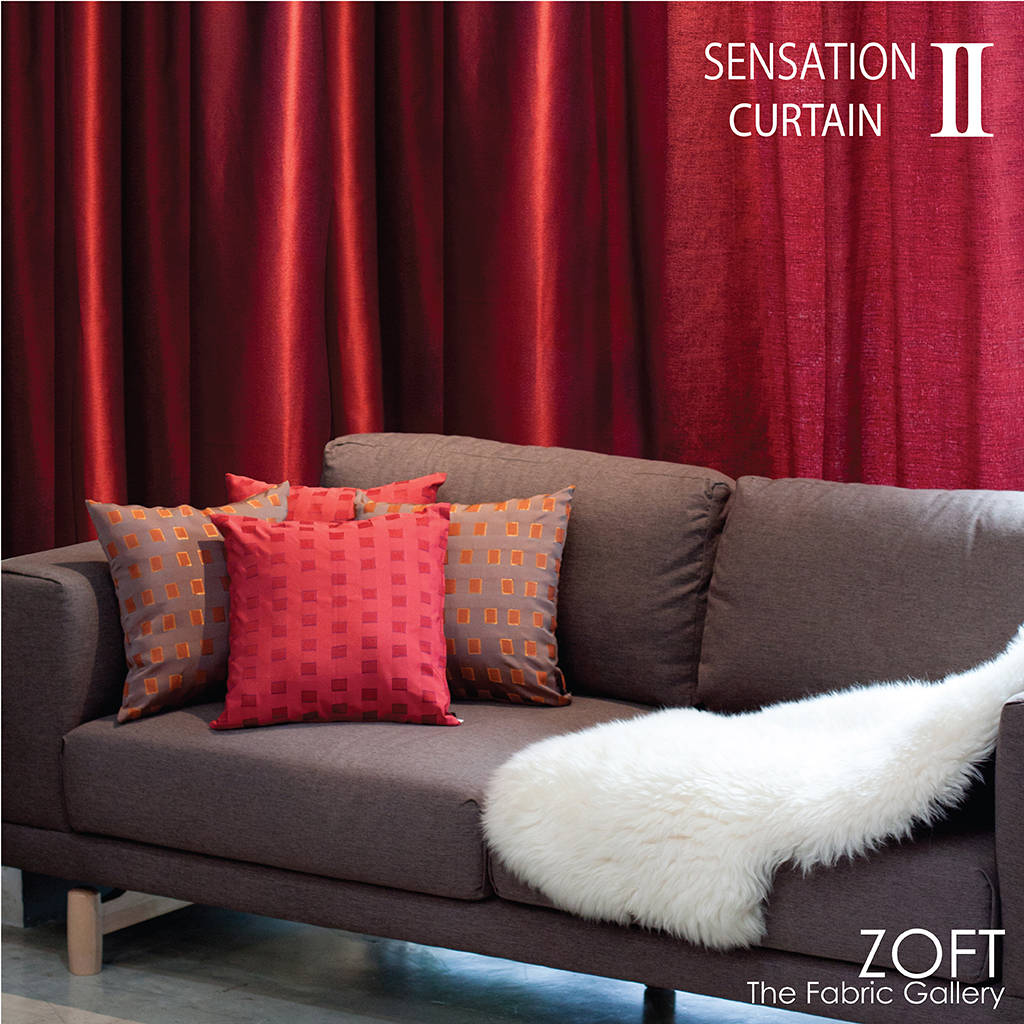 Upholstery-ZOFT-Sensation-Red