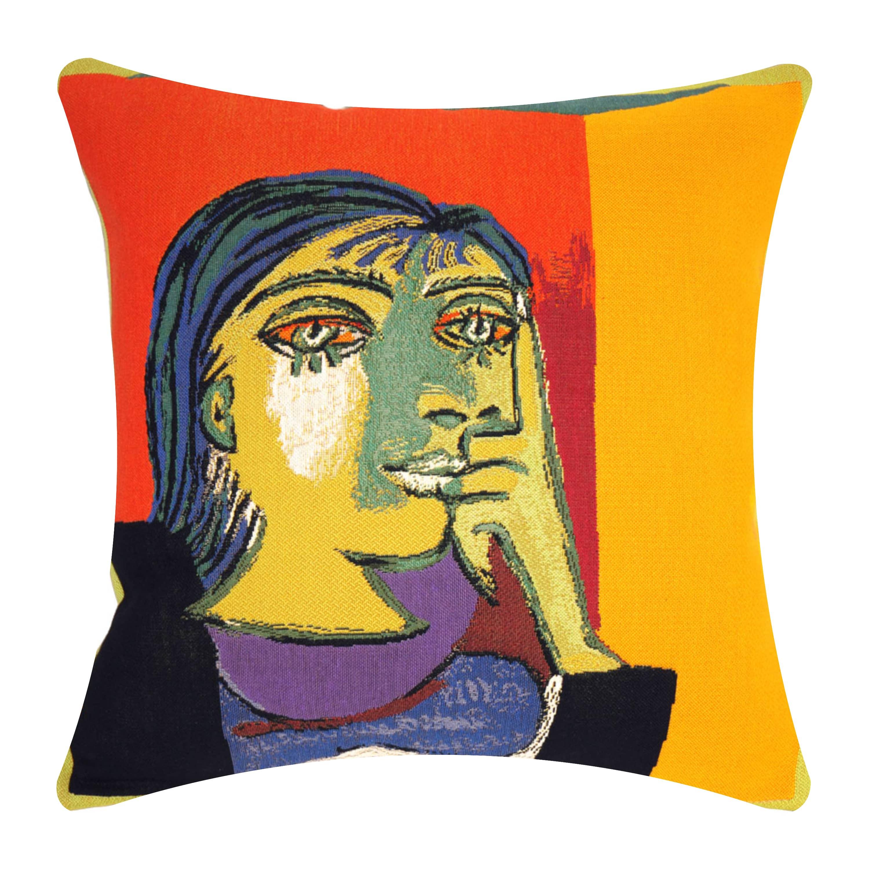Portrait De Dora Maar (Picasso) 1937