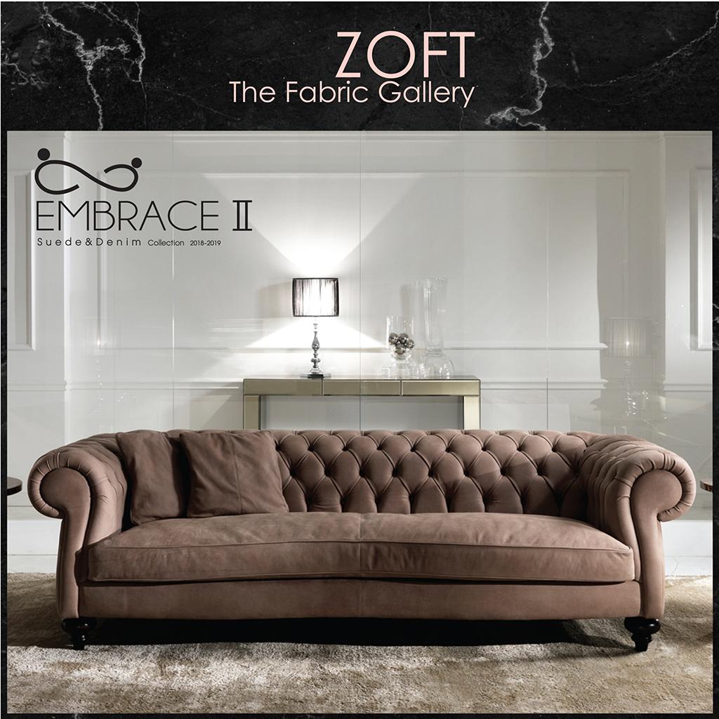 Upholstery ZOFT Embrace 2