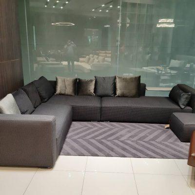 Verde Cresenda Sofa